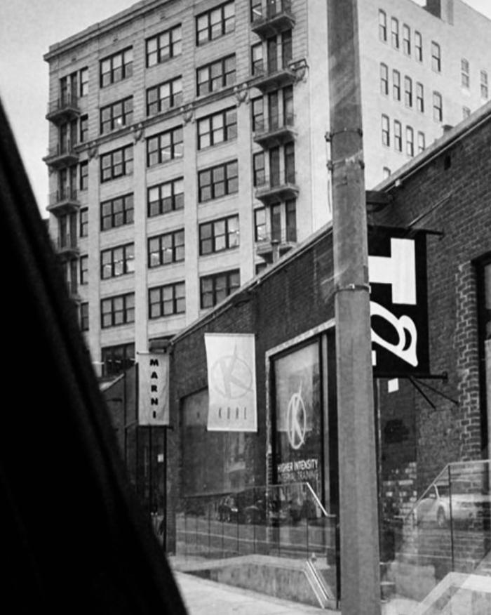 Telsha Anderson Street View Store - Cárter Studio