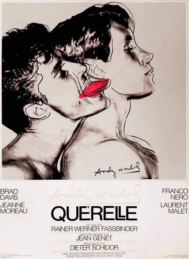 Querelle Andy Warhol - Cárter Studio Moodboard