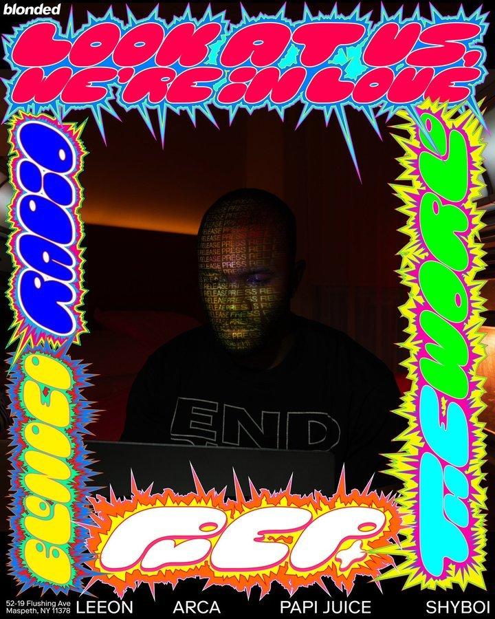 Frank Ocean Arca Papi Juice Shyboi - Cárter Studio Moodboard