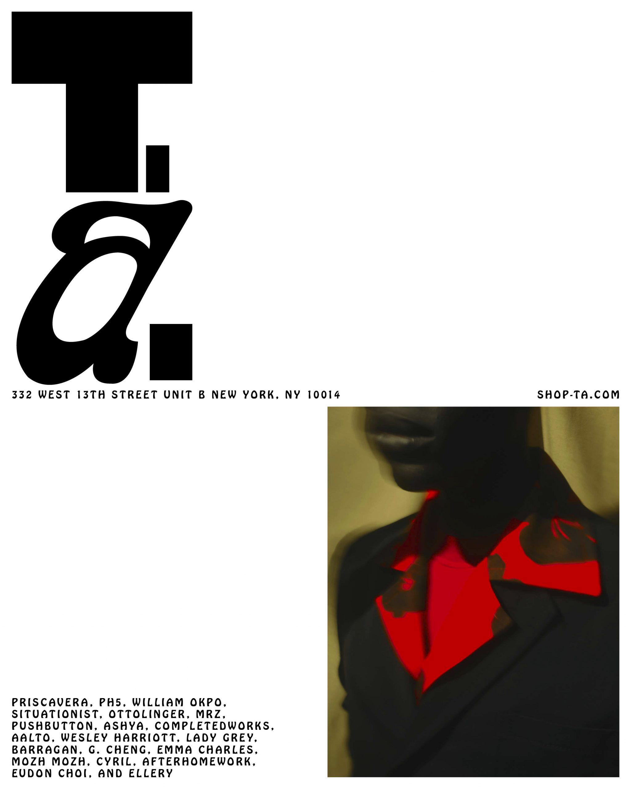 Telsha Anderson Wales Bonner Poster - Cárter Studio